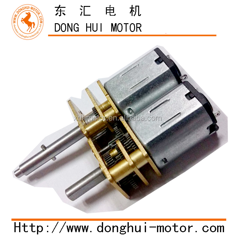 DGA12-20 N20 12mm DC Mini Metal Gear Motor for 3D Print Pen