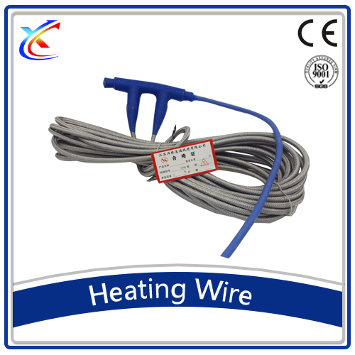 silicone rubber electric cable ceiling heat carbon fiber cable