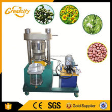 Home small olive oil press machine for sale, soybean peanut oil extractor