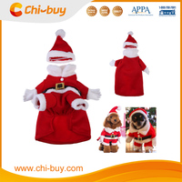 puppy clothes and accessories costumes for christmas /dog christmas outfits
