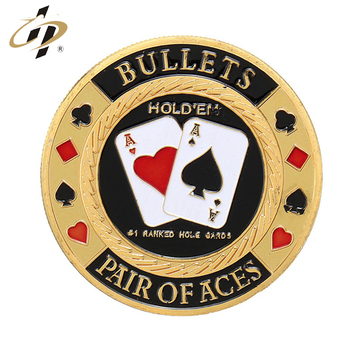 Wholesale cheap custom your own metal soft enamel poker chips