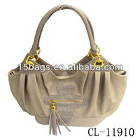 2012 Fashion pu handbags for ladies