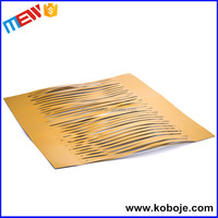 Hot sale in bali and durable used artificial aluminum cover building bali thatch roof