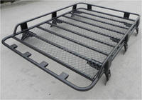 Defender 110 Double Cab/Crew Cab Pick-Up Long Luggage Rail Roof Rack