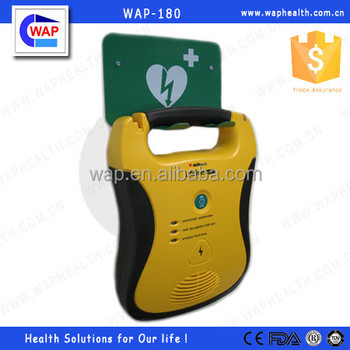 Trade Assurance WAP-health factory direct sale any color defibrillator bracket for emergency use