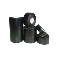 Black PVC electrical insulation tape