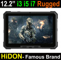 Highton Cheapest Factory 12 Inch Intel Industry tablet pc with win10/win7/linux 2.0M+5.0M camera 8GB+128GB Durable Tablet PC