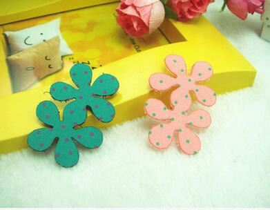 Children FLOWER Front Hair Fringe Holder Stabilizer Grip Makeup Sticker Pad hiarbands CHEAP HAIR ACCESOORIES WHOLESALES