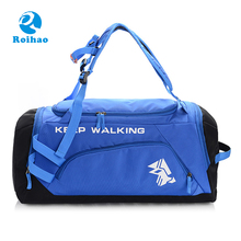 Roihao Supplier Latest Multi-function Duffel Sport Custom Gym Bag Backpack