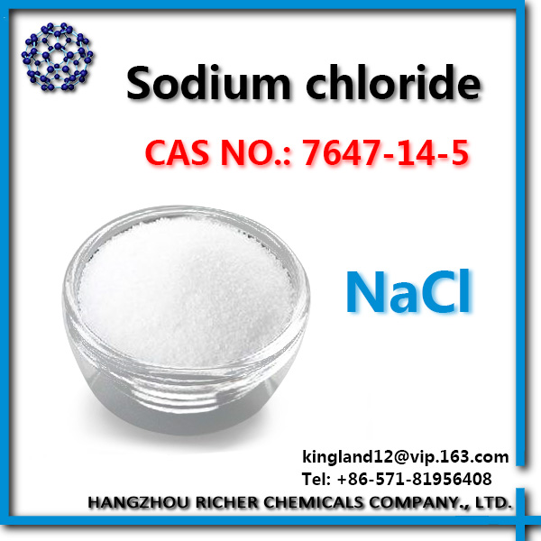 99.9% High Purity white sodium chloride