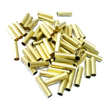 small brass tube