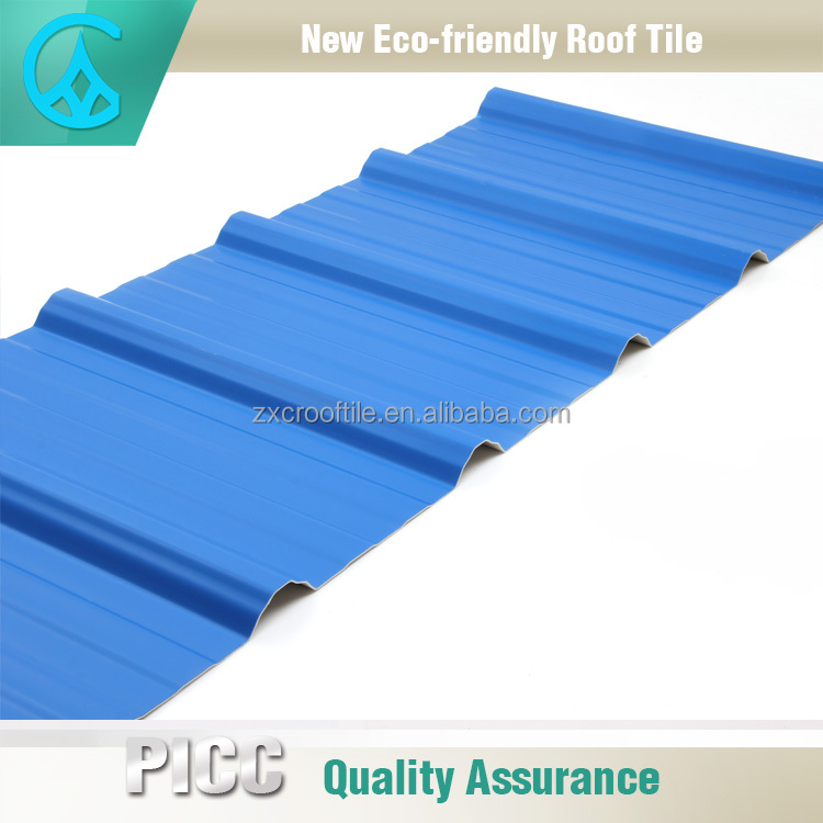 Wave Type Corrugated Sandwich Roofing Sheet Construction Material Roofing Tiles