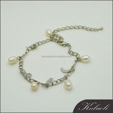 Fashion seed pearl bracelets cheap beaded jewelry wholesale china