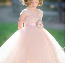 New Design Kid Ball Gown Dresses Wedding Girls Dress Latest Dress Designs For Kids