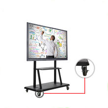 Hot Gaoke 55 65 70 84 Inch Size Built In Android Window LCD Interactive Touch Screen Smart Board TV