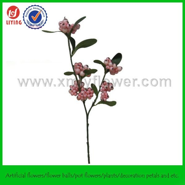 "16"" Wholesale Decoration Berries,Berry Branch,Simulation Berry"
