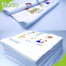 Customized microfiber mutton cleaning cloth