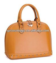 New Design Laies' handbag Fashionable Stylish laptop crocodile embossed women leather handbags