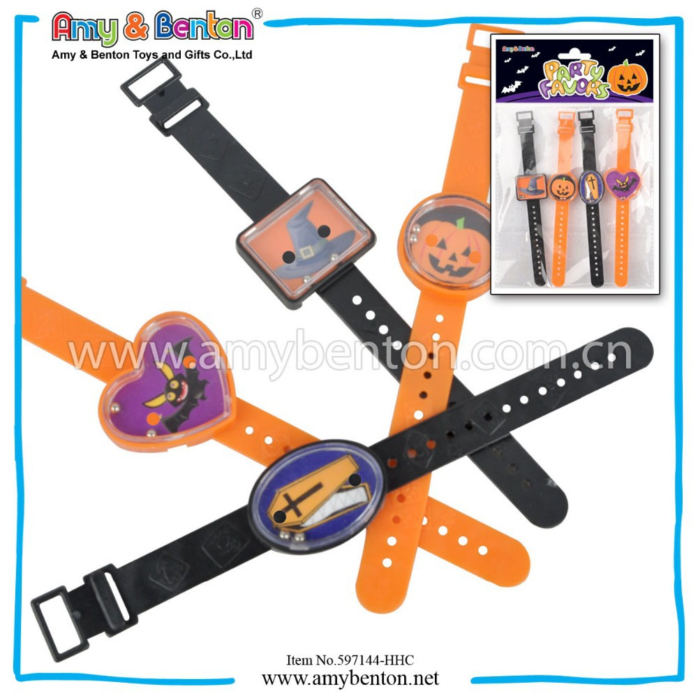 Halloween Party Favor Gift Child's Plastic Kid Watch Toys - Buy ...
