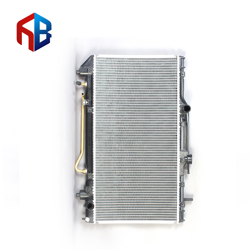 High quality auto bus radiator aluminum parts heavy truck