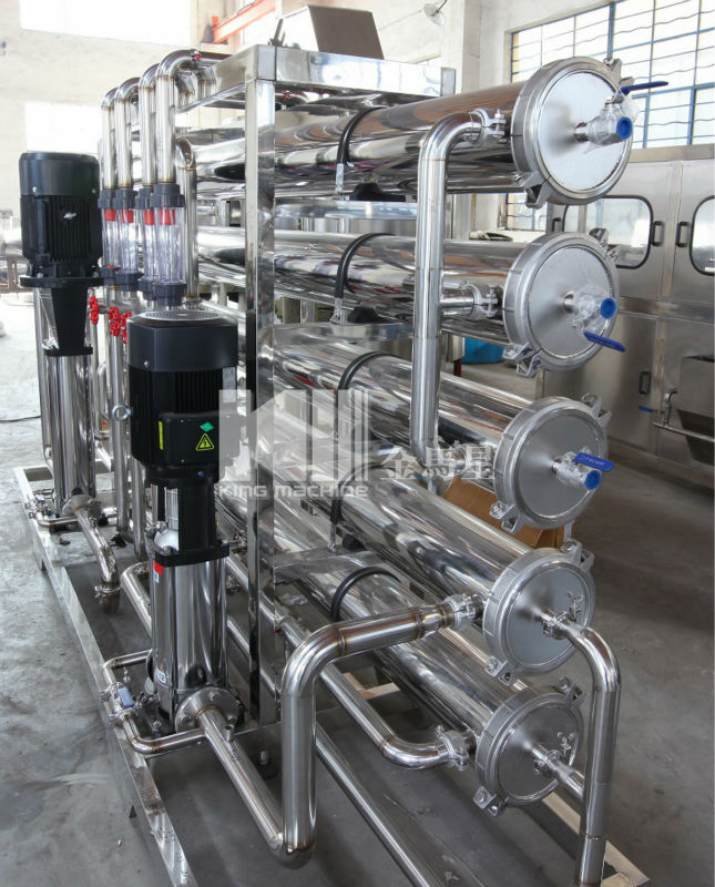 ro water treatment plant with Reverse Osmosis