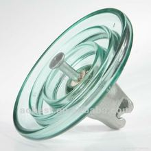 toughened glass disc suspension electrical insulator