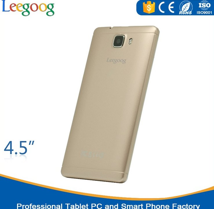 4.5 inch MTK6580 quad core smart phone cheapest china mobile phone in india