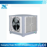 Lowest duct exhausted ventilator/air conditioner service valve/ Chiller cooling system