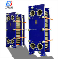 Gasket Plate Heat Exchanger for Hydraulic Oil Cooling