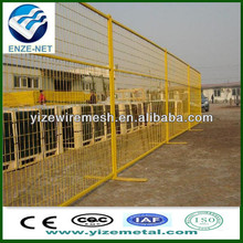 pvc coated temporary fence (manufacturer)/temporary fence panel/temporary fence panels hot sale