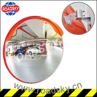 Traffic Safety Acrylic / PC Concave Mirror