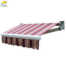 Modern DIY Electric or Manul Retractable Awnings for Balcony