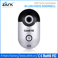 Security p2p wifi doorbell camera Cobell 720P HD motion detection waterproof outdoor wireless video door phone