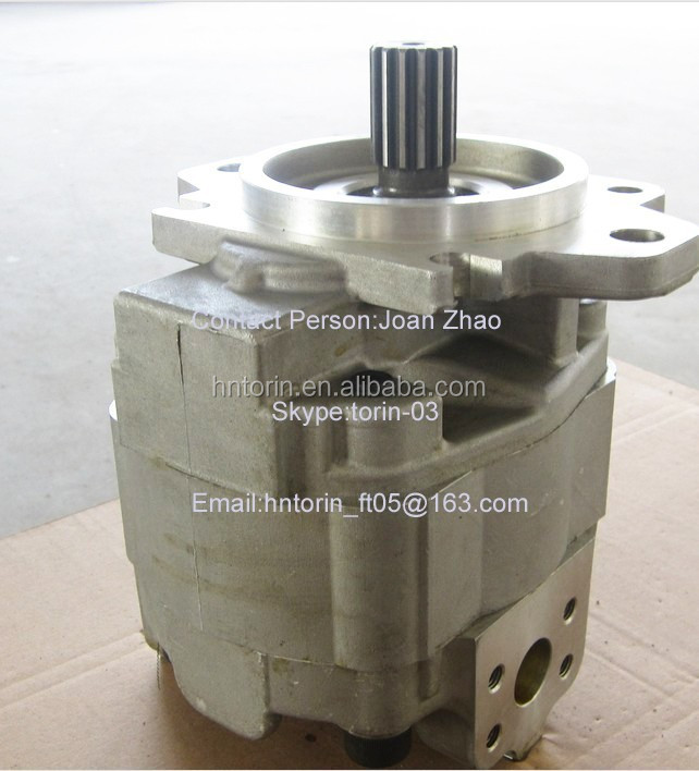 WA320-3 Loader Parts Hydraulic Pump 705-11-37240 Hydraulic Pump Pictures