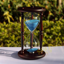 wooden glass timer hourglass large hourglass sand timer cheap hourglass timer
