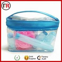Professional korean style pvc cosmetic bag for wholesales