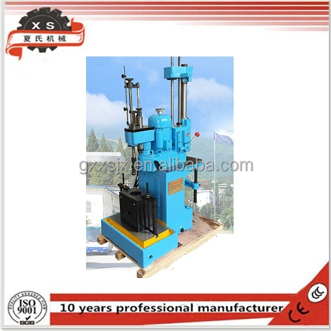 vertical boring and honing machine for motorcycle cylinder TM807A