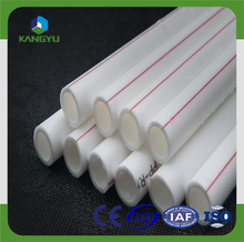 Hot sell top quality white ppr pipe and fittings water supply systerm