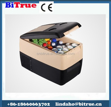fashion style car mini fridge 220v 12v