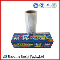 new style cling food saran wrap film