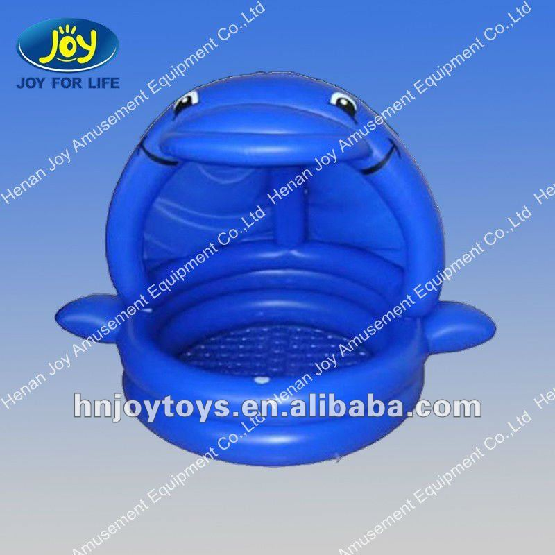 inflatable funny baby pool float