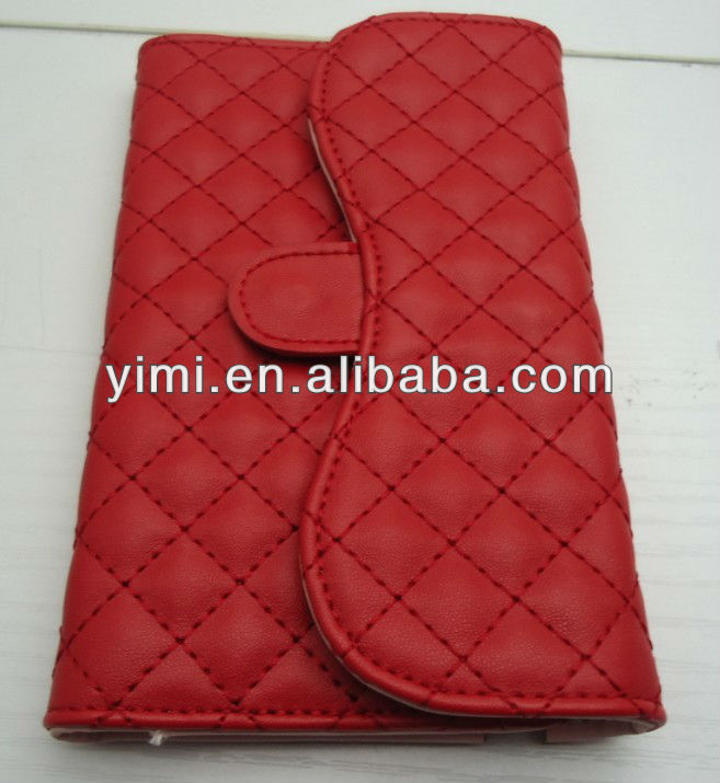 Phone case and shell,vintage and elegant,made of PU Leather