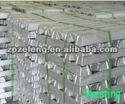 Zinc Ingots 99.99% competitive price
