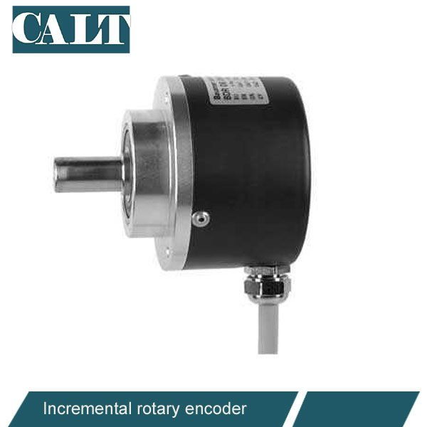 4mm shaft mini rotary incremental encoder optical