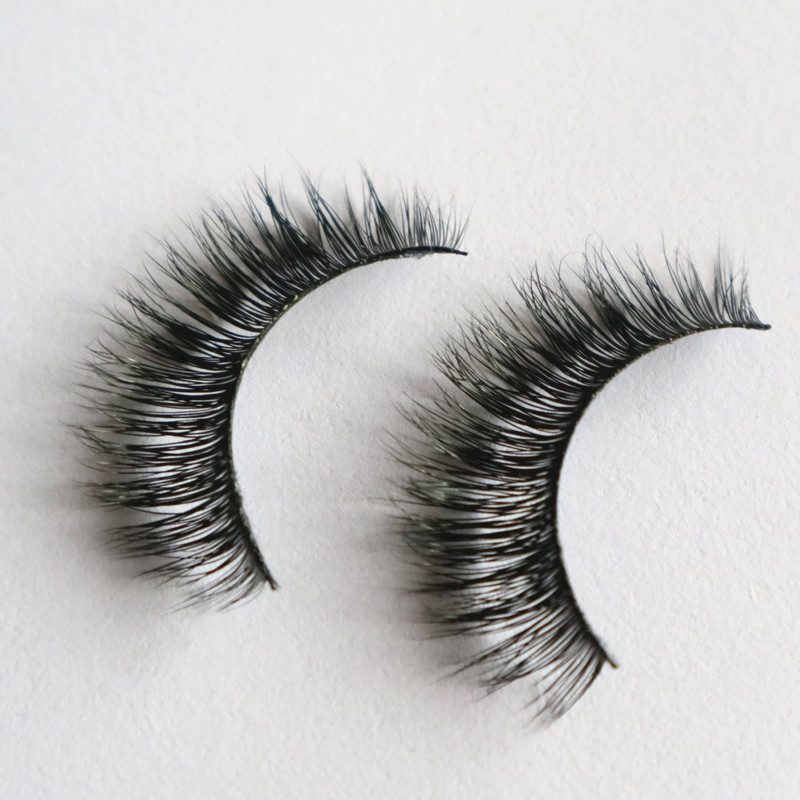 Mink material beautiful extension 3d mink lashes mink eyelashes