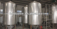 100BBL beer making brewery equipment & Puree beer brewing equipment, conical fermenter suppliers