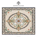 American greatest hits customized marble medallion tile lowes