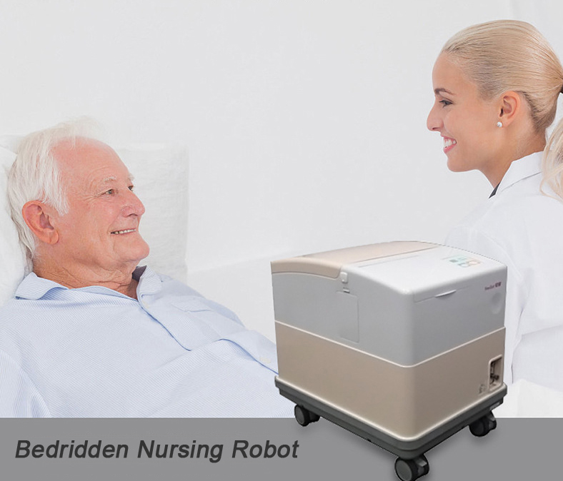 Healthcare robot 2018 NEWEST Technology Gospel for bedridden patients