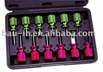 12 Pc Wire Terminal Extractor Kit