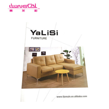 Professional Softcover Book Catalogue Printing For Furniture and Other Product